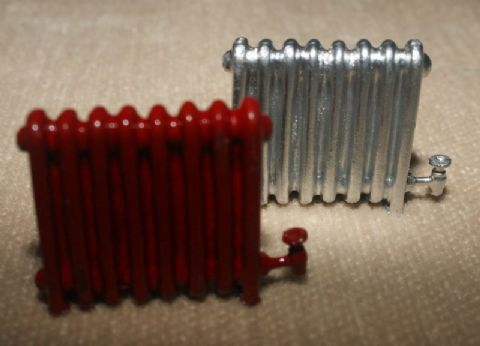 New Colour 1930's 1/24th Radiators